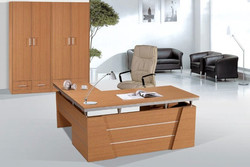 Office with Contemporary Desks