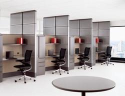 Modern Office Cubes