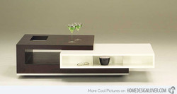 Two Colour Coffee Table