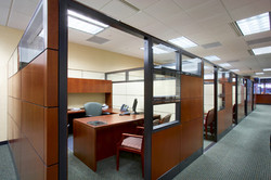 Office with Cabins