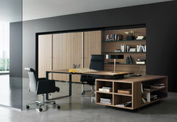 Office Cabin and Desk