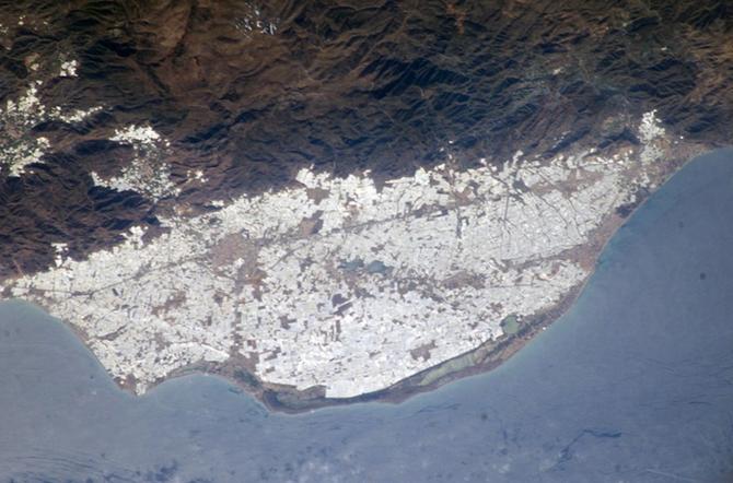 Spain's 'Sea of Plastic'