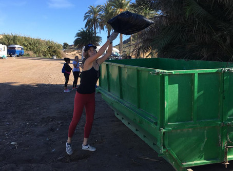 We did it again - Beach Cleaning Day