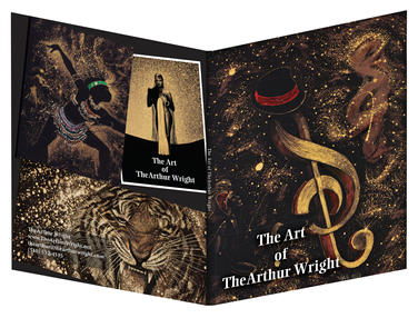 Art of Thearthur Wright - Artist Book