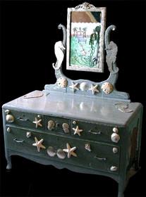Seahorse Vanity