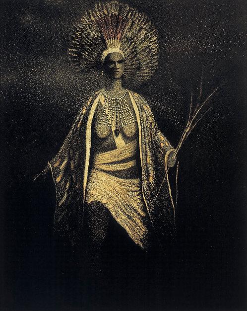 Califia, Queen of California