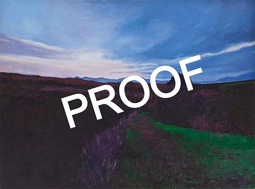 "8""x10"" Proof Print - June Yokell"