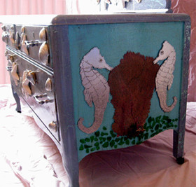 Seahorse Right Side