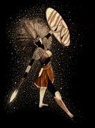 Califia's Warrior