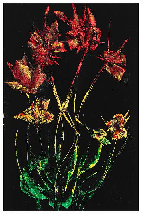 Flower Etude #4