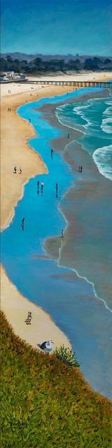 Low Tide Pismo Beach