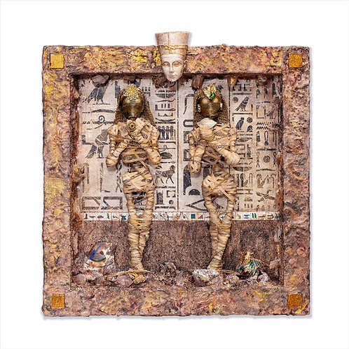 Egyptian Tomb Relic #13