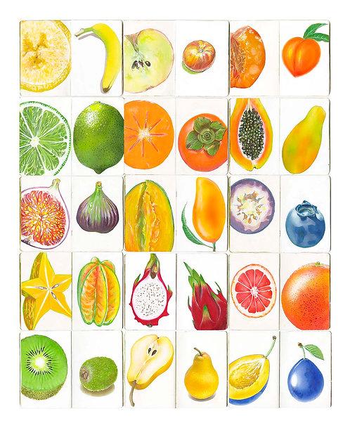 Sketchbook - Fruit