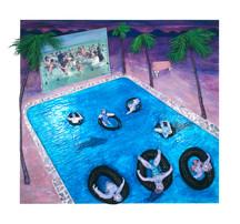 Dive-Inn Painting