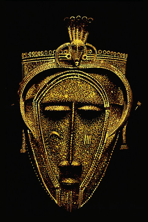 Mask of West Africa 1