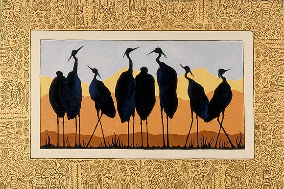 8.5x11 The Birds
