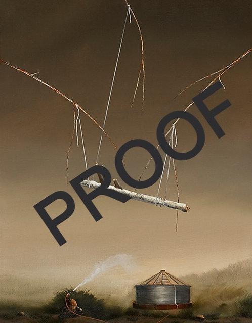 "8""x10"" Proof Print - Tom Gehrig"