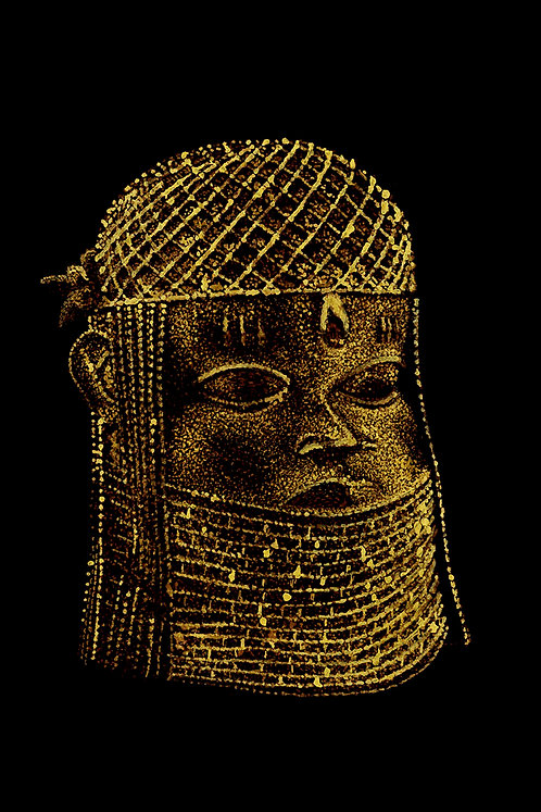 Mask of West Africa 2