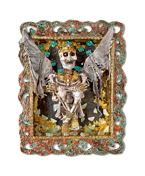 Winged Relic # 1