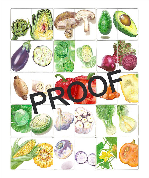 "8""x10"" Proof Print - M Kathryn Thompson"