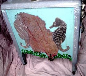 Seahorse Left Side