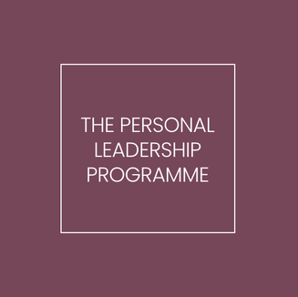 The personal leadership programme