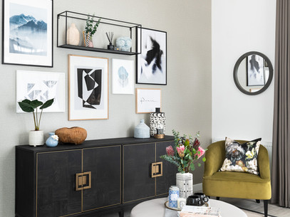 The days of neutral and beige interiors are over
