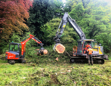 FORESTRY CONTRACTING