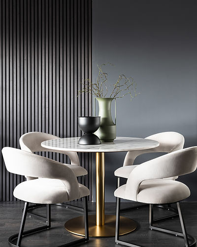 Dining room interior collection