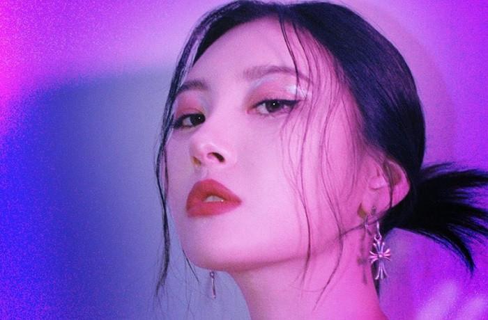 a kpop singer, sunmi