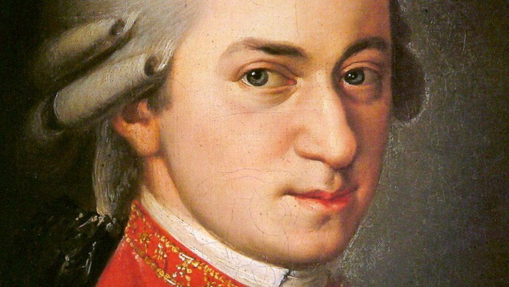 a picture of Wolfgang Amadeus Mozart pianist