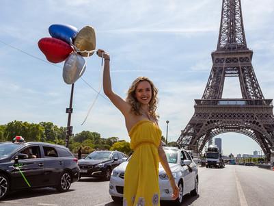 Ma tour à moi!: fotos da Torre Eiffel em exposição virtual e colaborativa