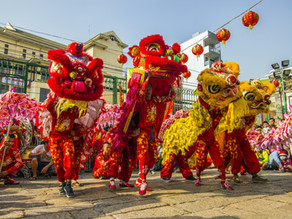 Celebrate with these 3 Chinese New Year Songs!