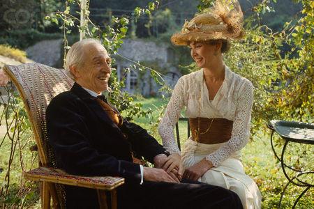 Cena do filme Um sonho de domingo, de Bertrand Tavernier.