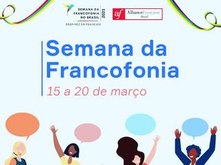 Semana da Francofonia no Brasil