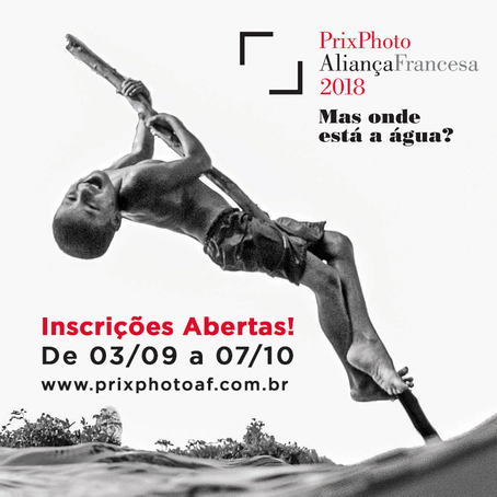 Prix Photo Aliança Francesa 2018: concorra a uma viagem para Paris