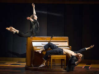 Cia. de dança francesa no Teatro Alfa