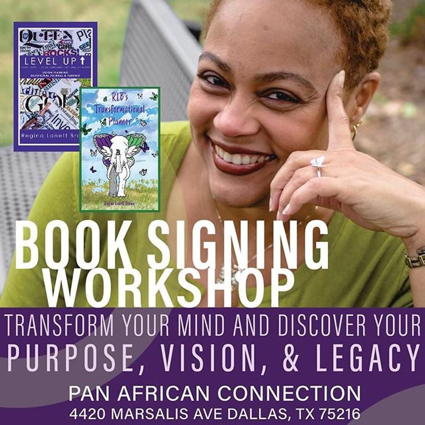 Book Signing Workshop