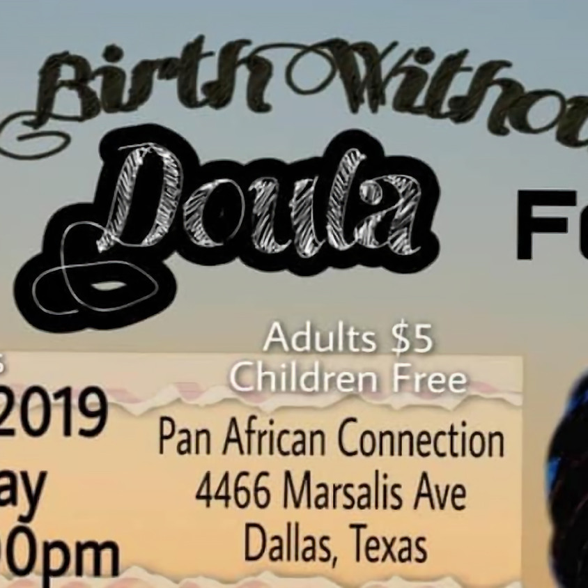 Don't Birth Without A Doula Fest