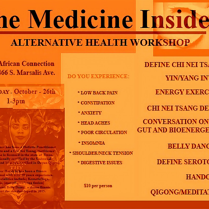 It's All About Health, Conversations on Alternative Health Cures