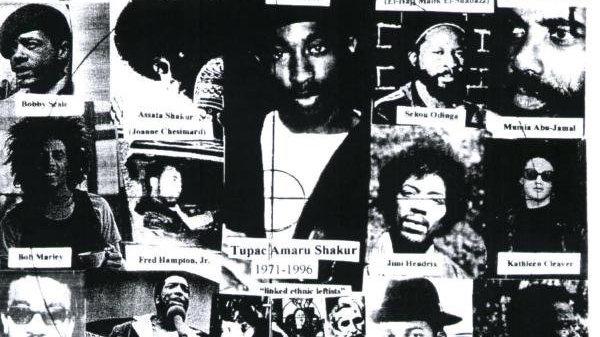The FBI War on Tupac Shakur and Black Leaders: U.S. Intelligence's Murderous Tar