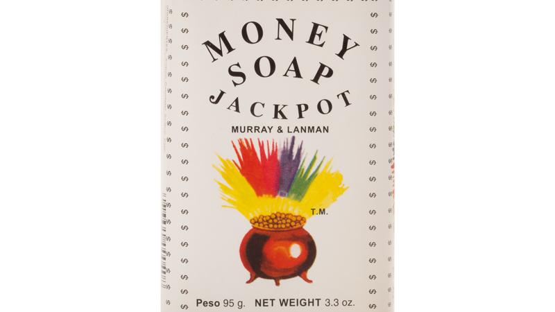 MONEY JACKPOT SOAP 3.3OZ