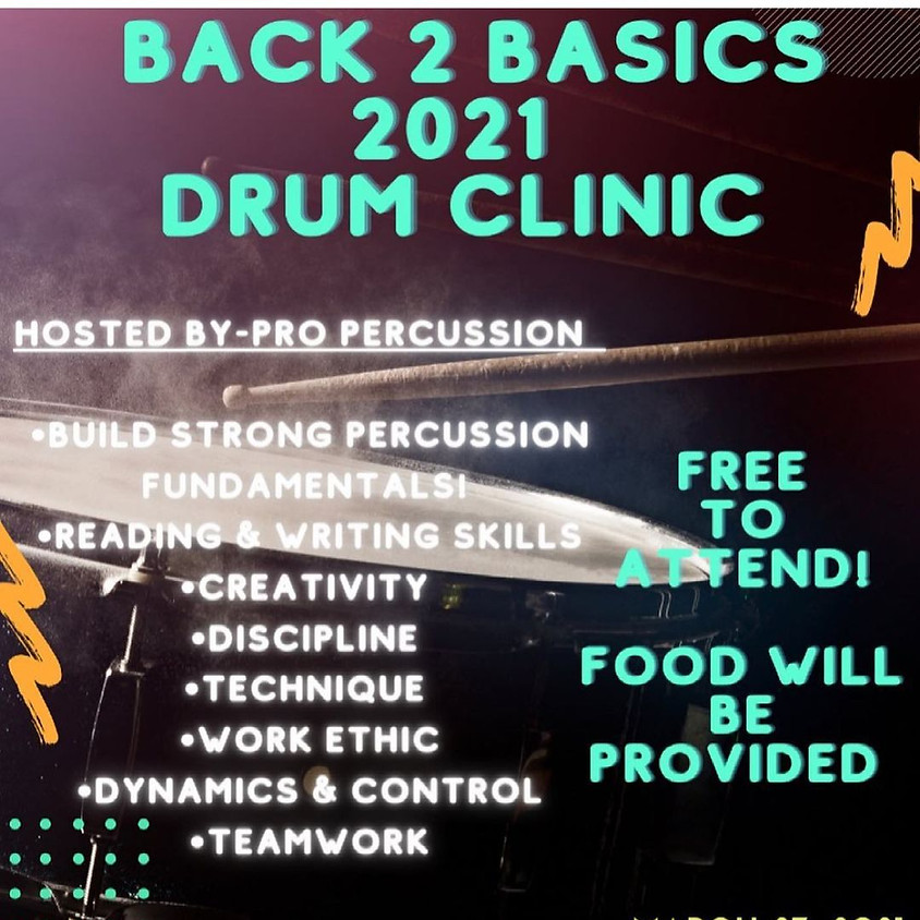 Childrens Basics of Drumming Percussion Class Free