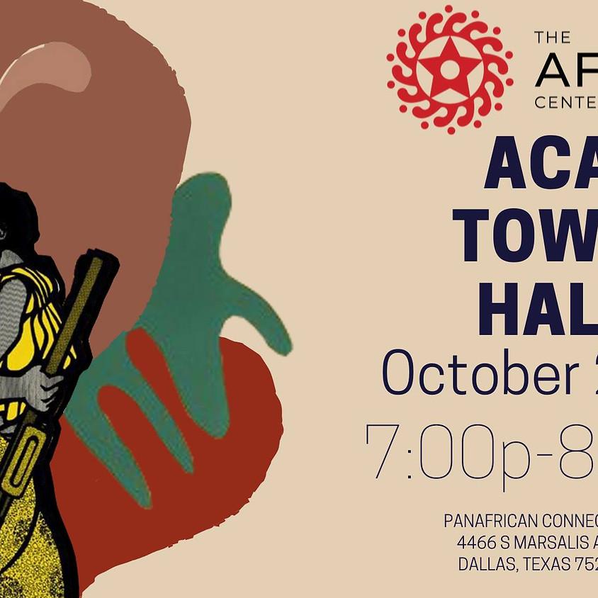 Black Women + ACA Town Hall