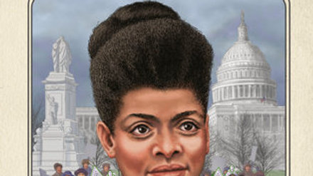 Who Am I ?  Ida B. Wells