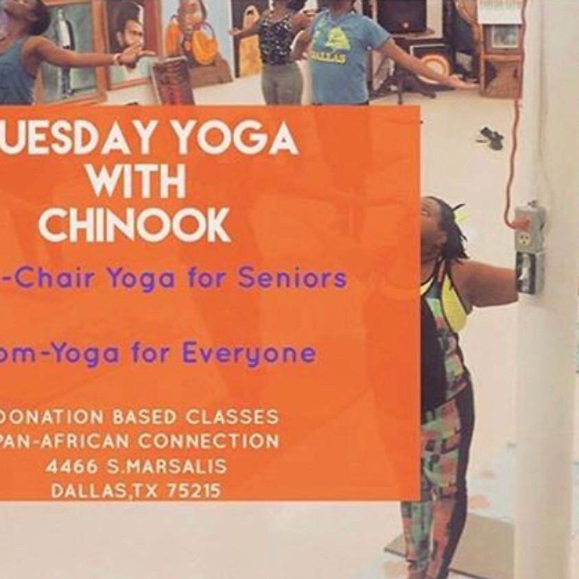Senior Chair Yoga (Donation Based) (2)