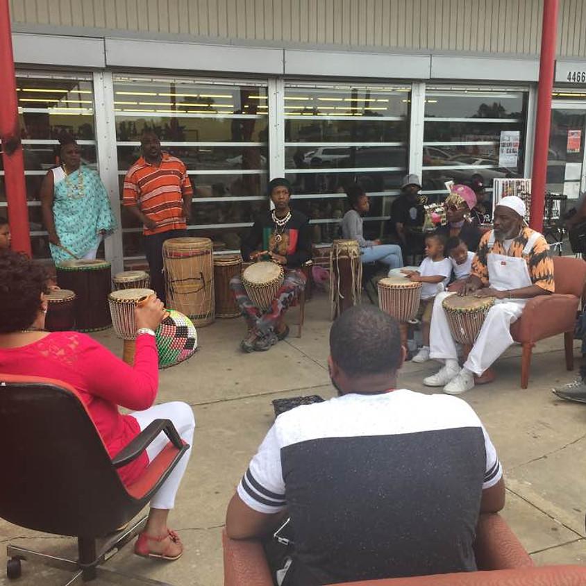 Sunday Community Drum Circle