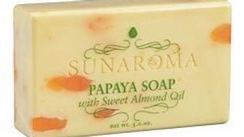 PAPAYA, Sweet Almond Oil
