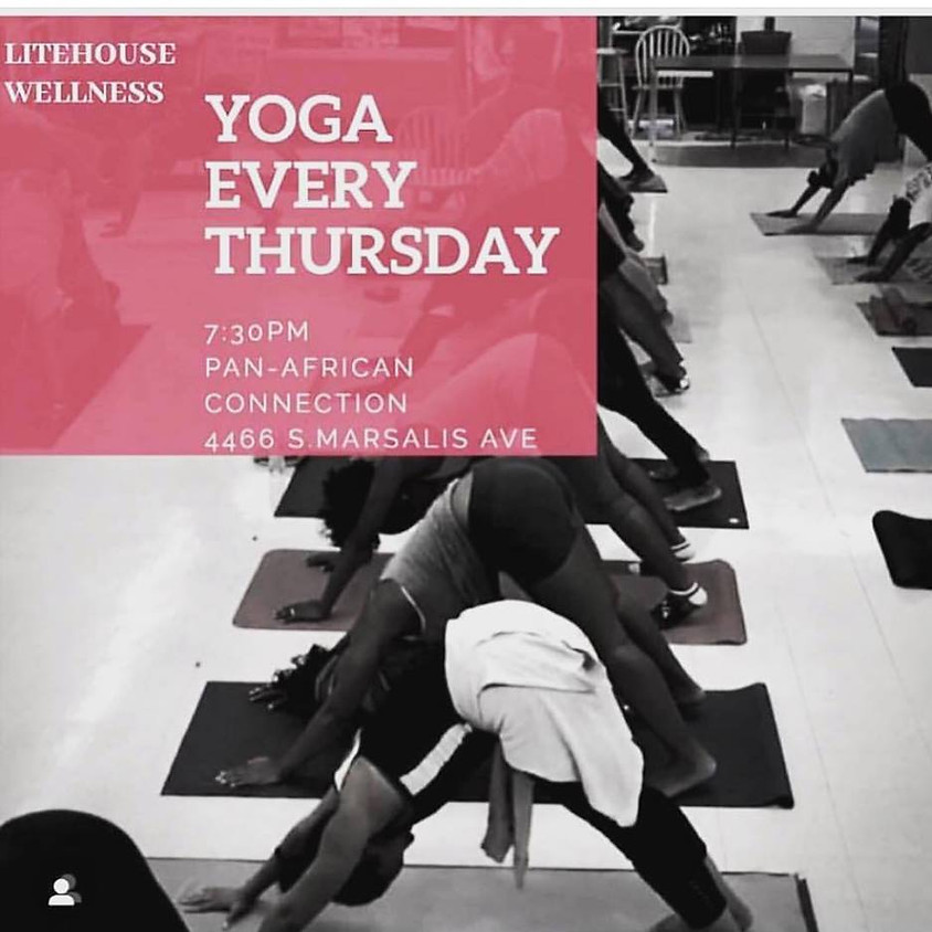 Thursday Yoga for Everyone