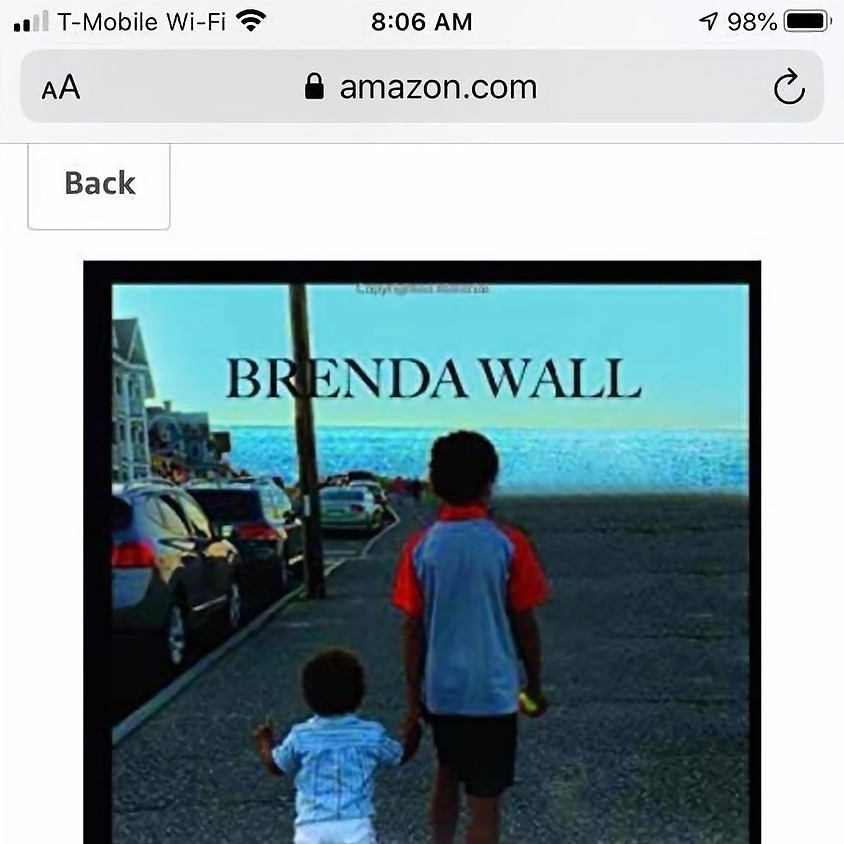 "Dr Brenda Wall New Book "" Underground GOATS"" Slavery Resistance"